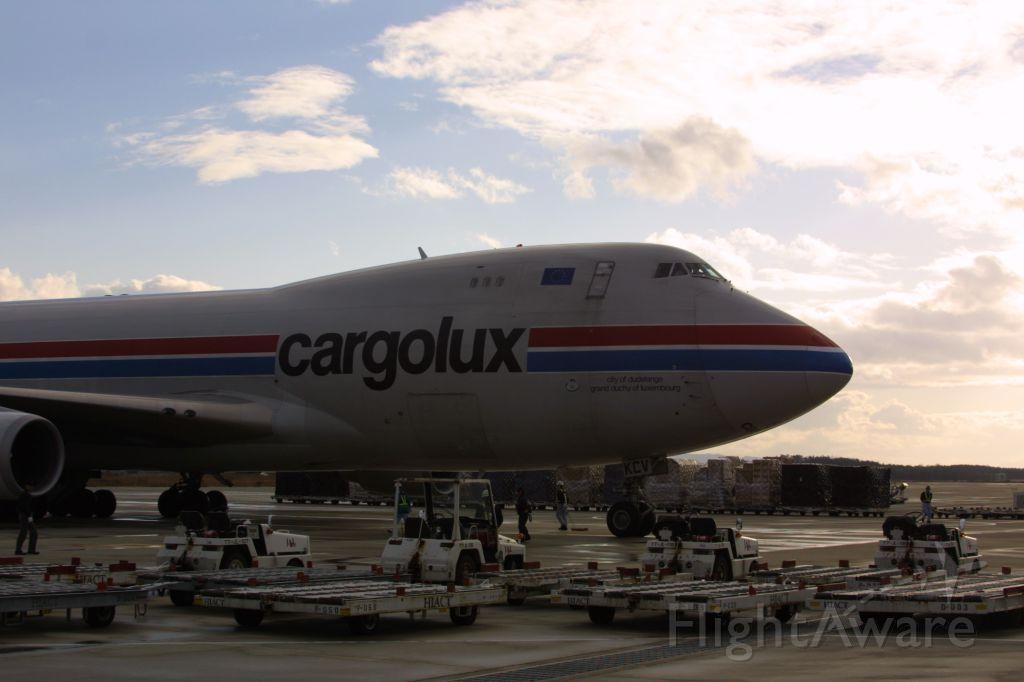 Boeing 747-400 (LX-KCV)