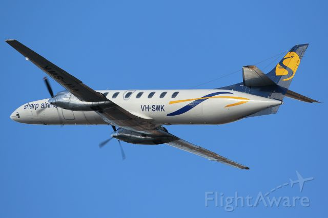 Fairchild Dornier SA-227DC Metro (VH-SWK)
