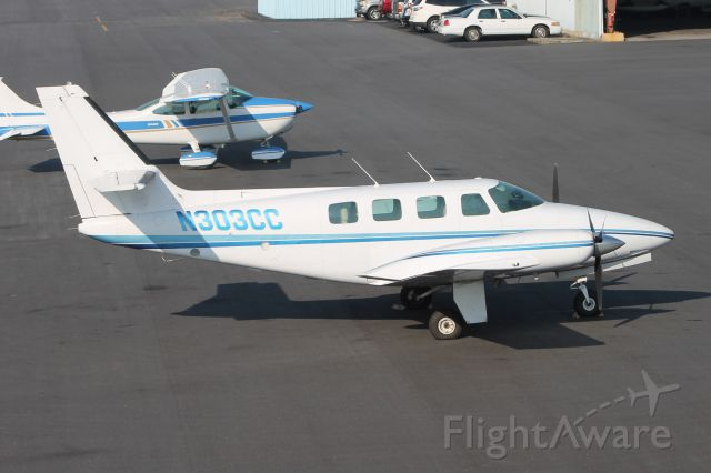 Cessna T303 Crusader (N303CC)