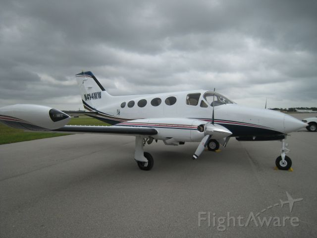 Cessna Chancellor (N414MW)