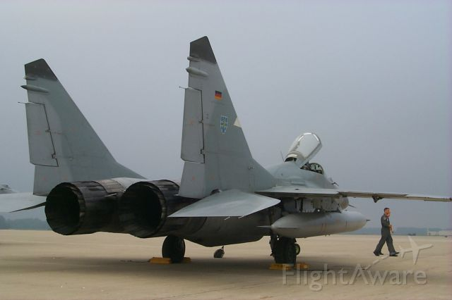 MIKOYAN MiG-33 (MIG29) - MIG-29