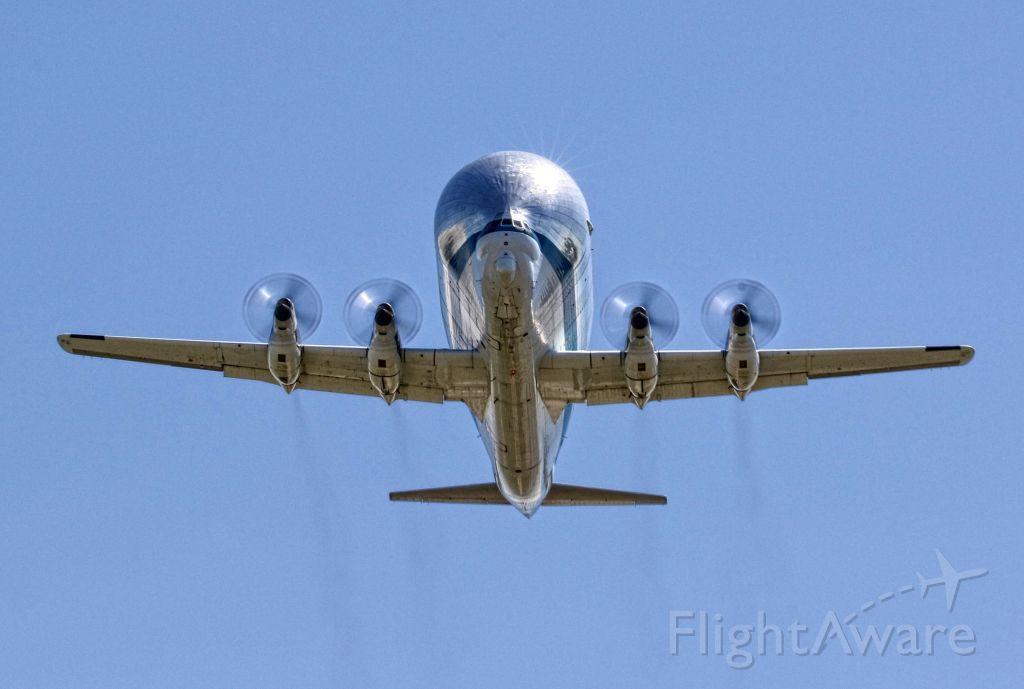 """N941NA — - Airbus Industries 377SGT-F Super Guppy S/N:4 - N941NA """"NASA 941"""" at KEFD"""