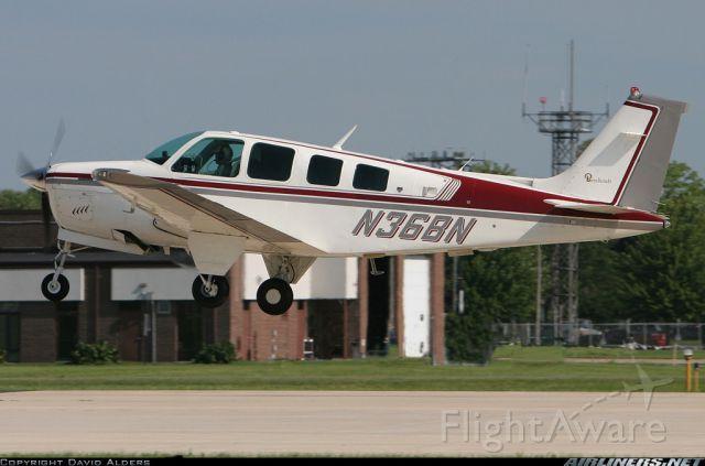 Beechcraft Bonanza (36) (N36BN)