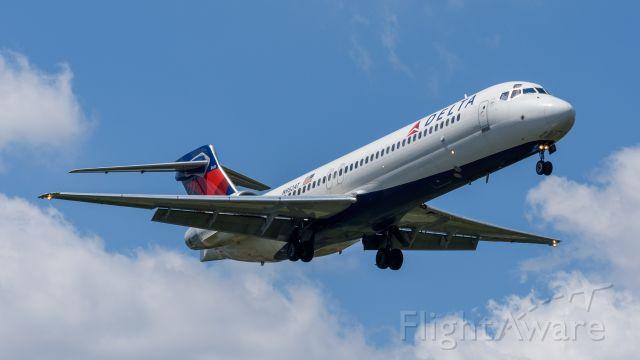 Boeing 717-200 (N952AT) - Landing 13R at Dallas Love Field June 7 2020.