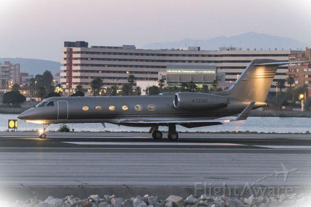 Gulfstream Aerospace Gulfstream IV (N721BS)
