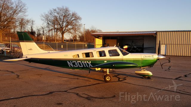 Piper Saratoga/Lance (N3011X)