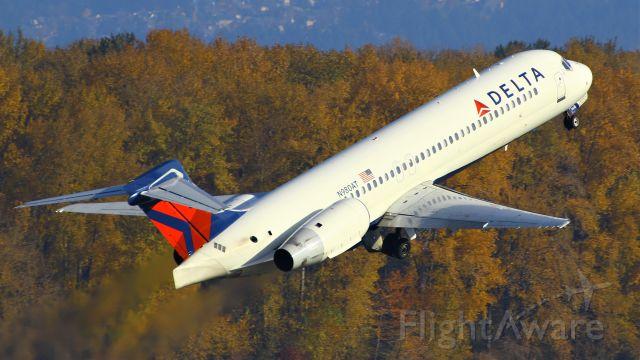 Boeing 717-200 (N980AT) - DAL