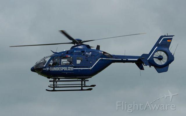 Eurocopter EC-635 (D-HVBX) - Eurocopter EC135-T2<br /><br />Bundespolizei