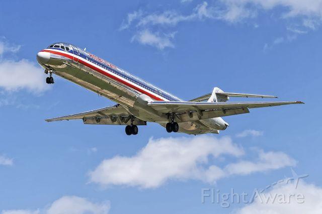 McDonnell Douglas MD-80 (N968TW)
