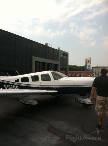 Piper Saratoga (N103RR) - Trip to Sportys