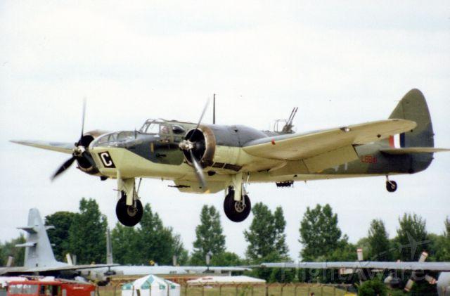 BRISTOL Bolingbroke (L8841) - Air Fair1998, Biggin Hill,England