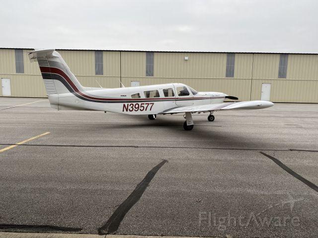 Piper Lance 2 (N39577)