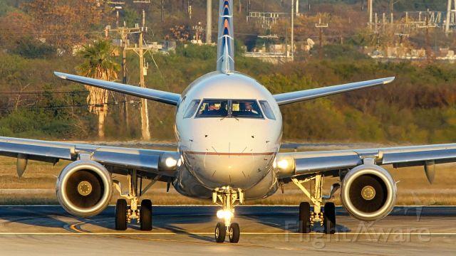 EMBRAER 175 (long wing) (N139SY) - Exiting 31L at Juliet after arrival.<br />Nov.2019