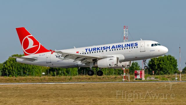 Airbus A319 (TC-JLV)