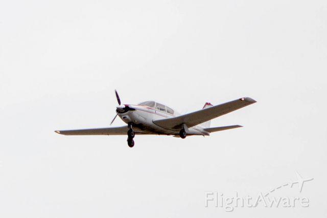 Piper PA-24 Comanche (N8237P)