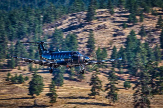 Pilatus PC-12 (OY-THP)