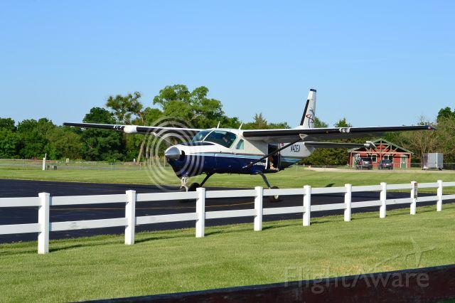 Cessna Caravan (N40EA) - 6-7-2020