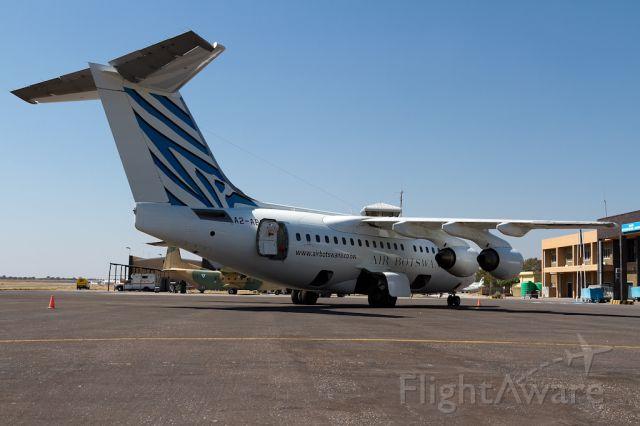 British Aerospace BAe-146-100 —