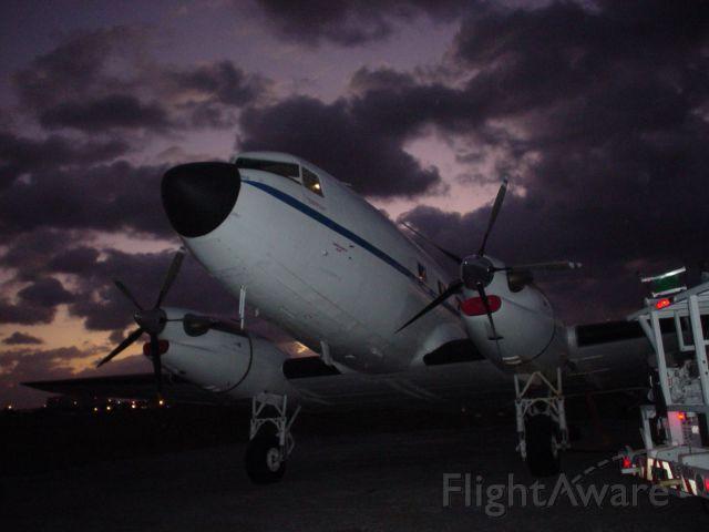 Douglas DC-3 (turbine) (ZS-OJI)