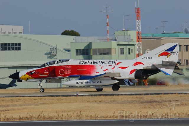 McDonnell Douglas F-4 Phantom 2 (07-8428)