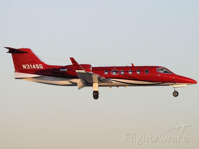 Learjet 31 (N314SG) - January 15, 2005