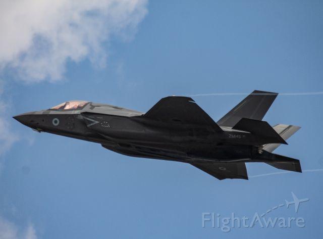 Lockheed F-35C — - Flypast at RIAT 18