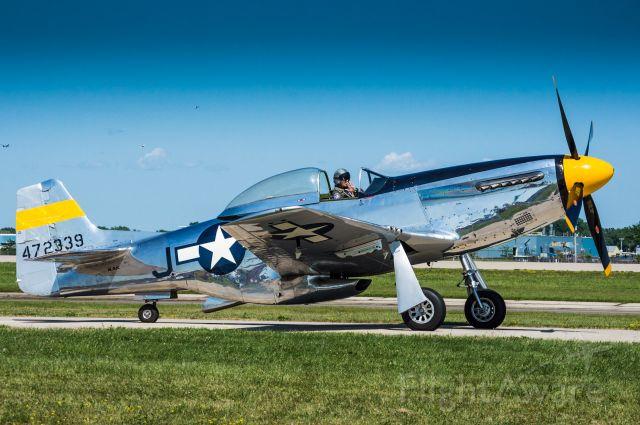 North American P-51 Mustang (NL51JC)