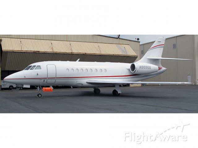 Dassault Falcon 2000 (N903GS) - Good range, speed, cabin size and short field performance.