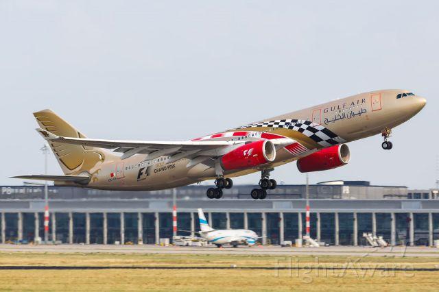 Airbus A330-200 (A9C-KB)
