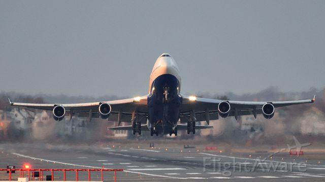 EGN123AB — - British Airways Taking off from BOS rwy 22R