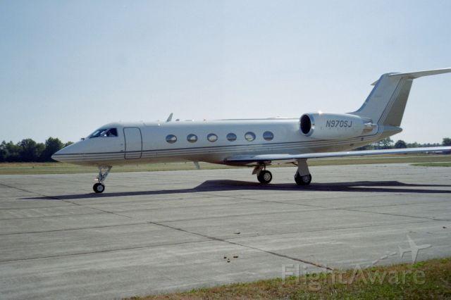 Gulfstream Aerospace Gulfstream IV (N970SJ)