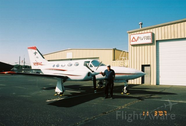Cessna 421 (N5874C) - 1980 Cessna 421C Golden Eagle