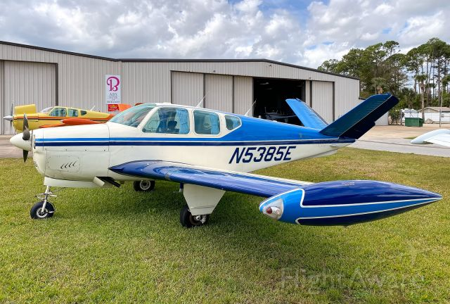 Beechcraft 35 Bonanza (N5385E)