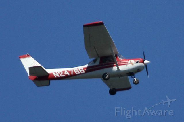 Cessna 152 (N24766) - Over Mercer Island, WA