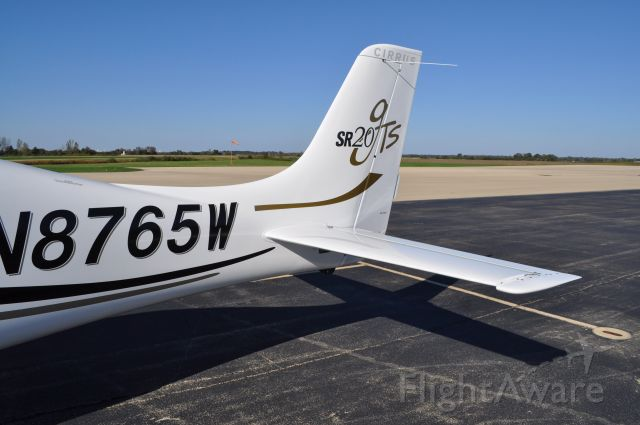 Cirrus SR-20 (N8765W)