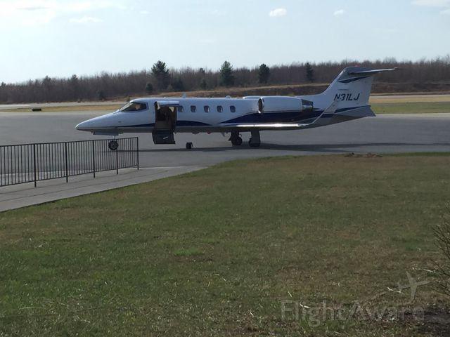 Learjet 31 (N31LJ) - Love flying the Learjet!