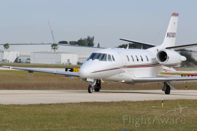 Cessna Citation Excel/XLS (N608QS)