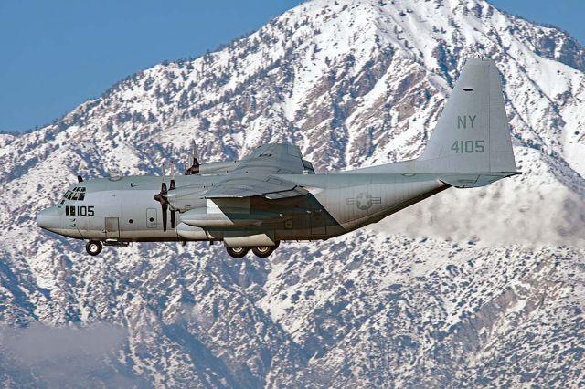 Lockheed C-130 Hercules (16-4105)