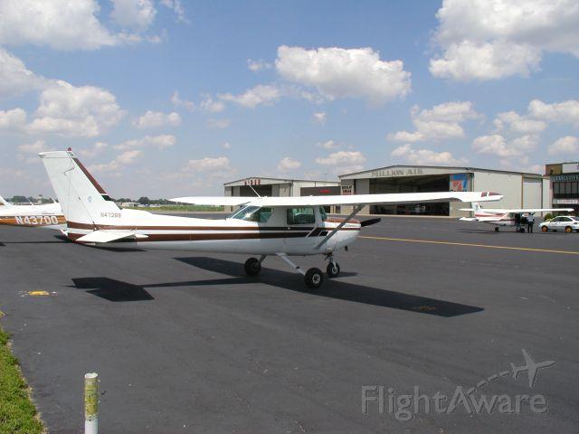 Cessna 152 (N47268) - 1979 Cessna 152 II