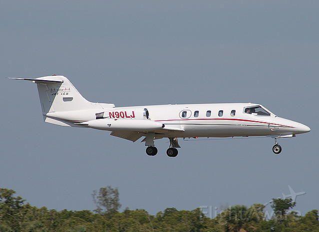N90LJ — - JET ICU air ambulance based out of KBKV