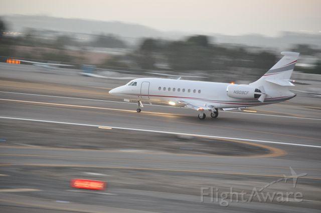 Dassault Falcon 2000 (N909CF)