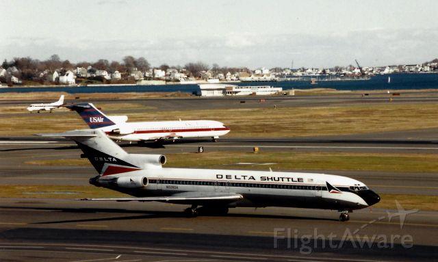 BOEING 727-200 (N526DA) - From November 28, 1999