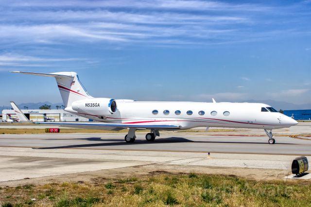 Gulfstream Aerospace Gulfstream V (N535GA)