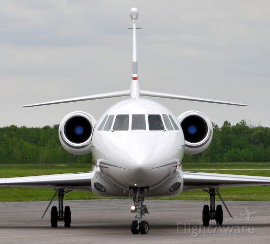 Dassault Falcon 20 (N900CH) - FOB Anoka County Airport, Minnesota.