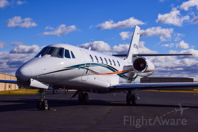 Cessna Citation Sovereign (N724RM)