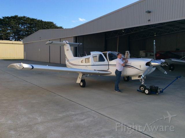 Piper Saratoga/Lance (VH-MNV)