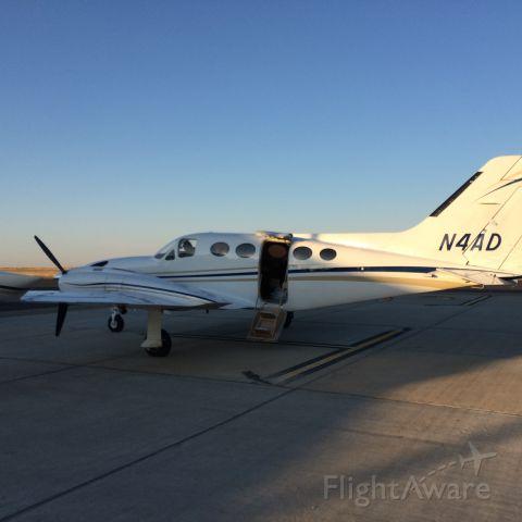 Cessna 421 (N4AD)