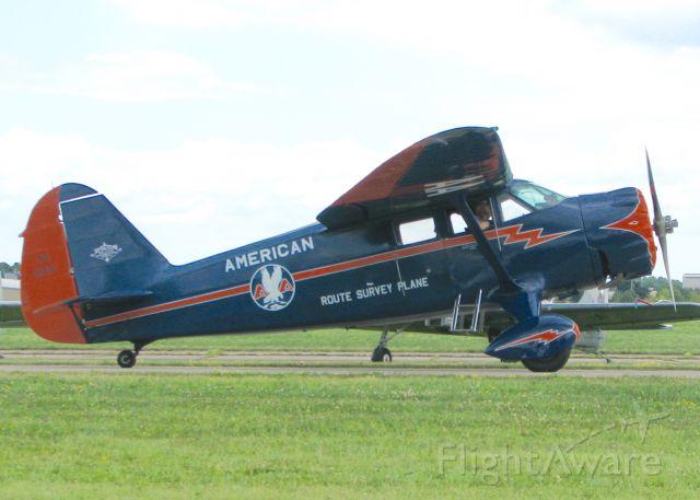 STINSON V-77 Reliant (N18407) - At AirVenture.