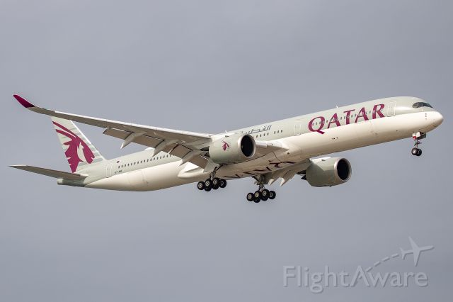 Airbus A350-1000 (A7-ANF)