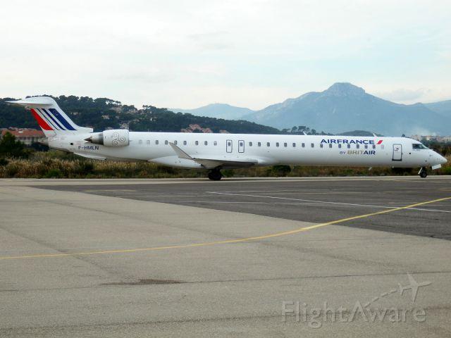 Canadair Regional Jet CRJ-100 (F-HMLN)